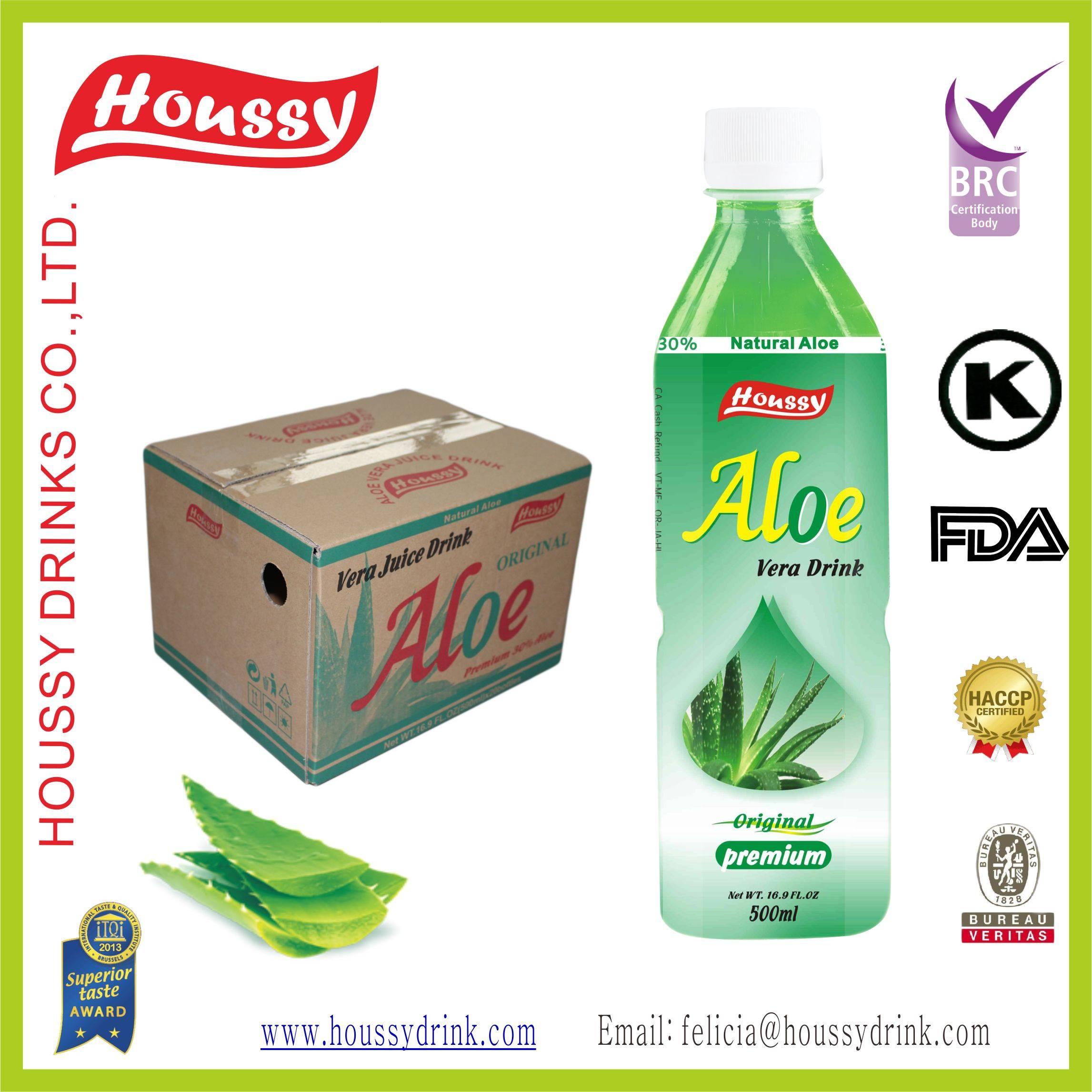 Houssy-Aloe Vera Juice