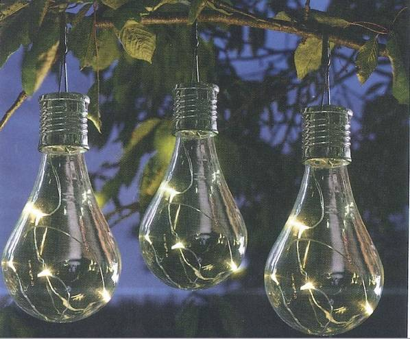 Solar Bulb Lantern Lighting