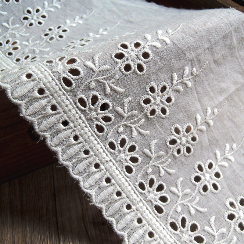 Embroidery Cotton Lace