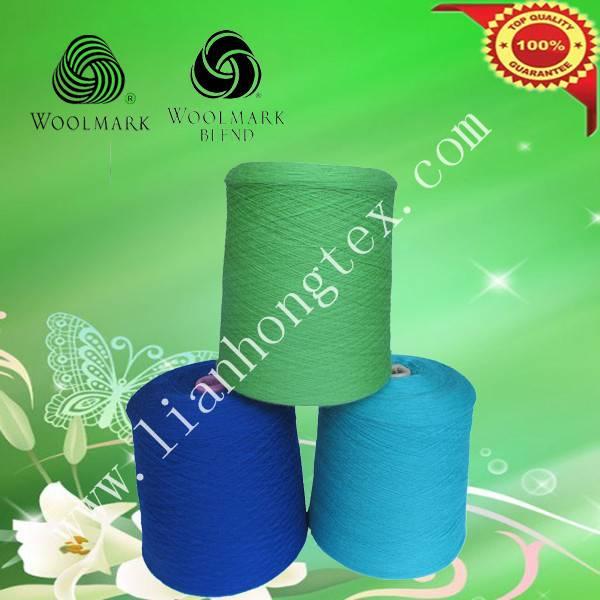 China top 10 manufacturer for 100% wool knitting yarn