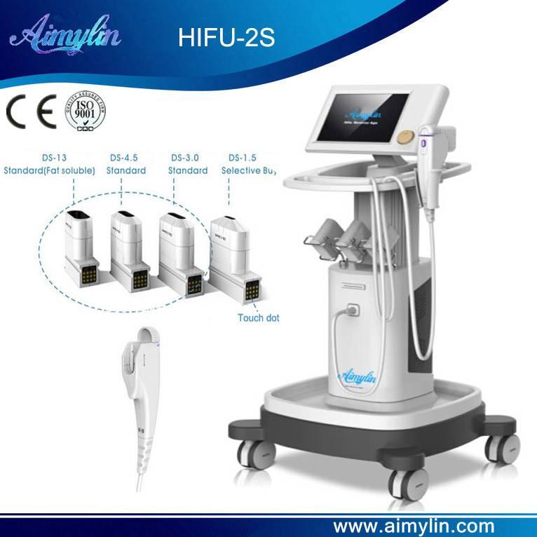 HIFU-2S Machine 2016 Newest High Intensity Focused Ultrasound HIFU