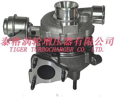 high quality of turbocharger 28201-2A100 for Hyundai
