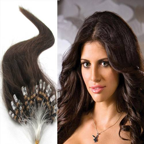High Quality Mirco Bead Ring Loop Remy Hair Extension