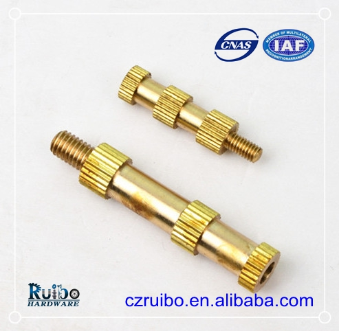 Drive pin shaft