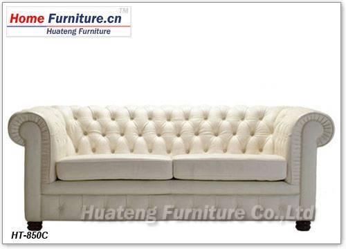 Chesterfield three-seat Sofa