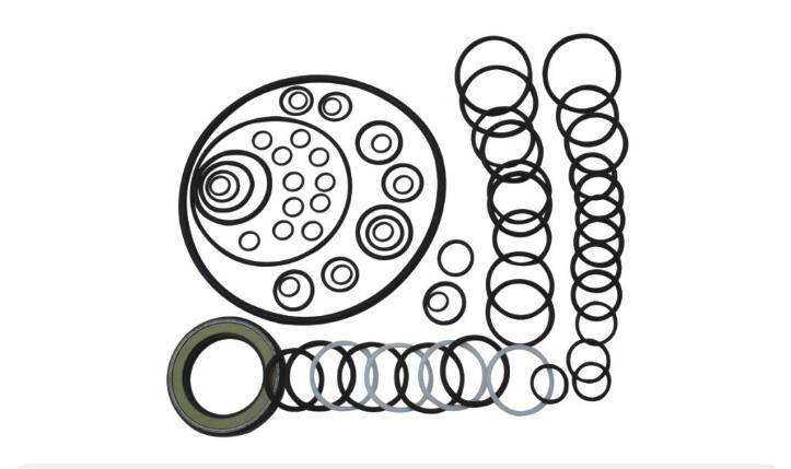 O Ring Kit Excavator Repair Kit Mechanical Seal Kito