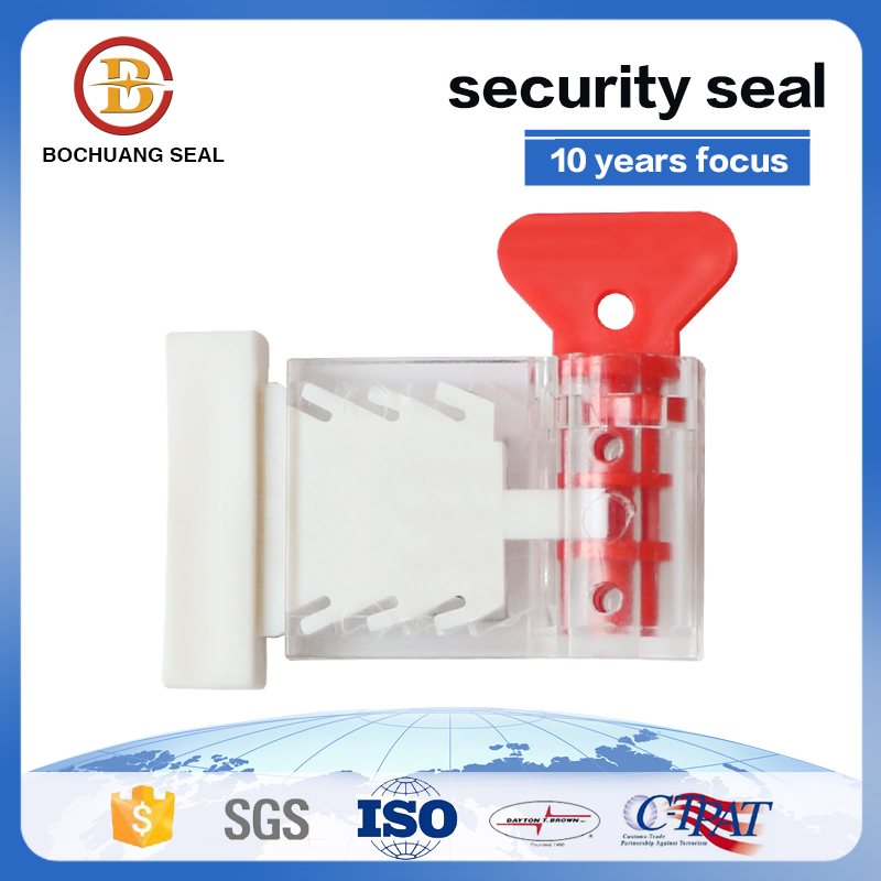 indicative seal meter seal with wire in seals