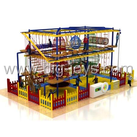 kids soft wood children indoor playground equipment