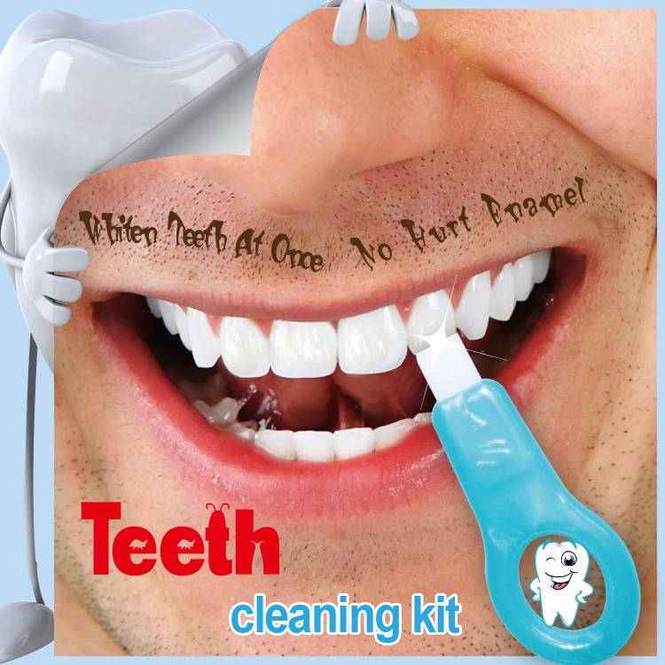 Idea Goods Bright White Smiles in China Home Tools Teeth Whitening Kit