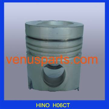 hino engine spare parts piston H06CT