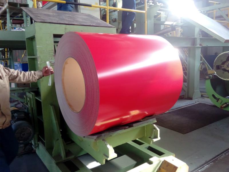 PPGI/color coated galvanized steel coils