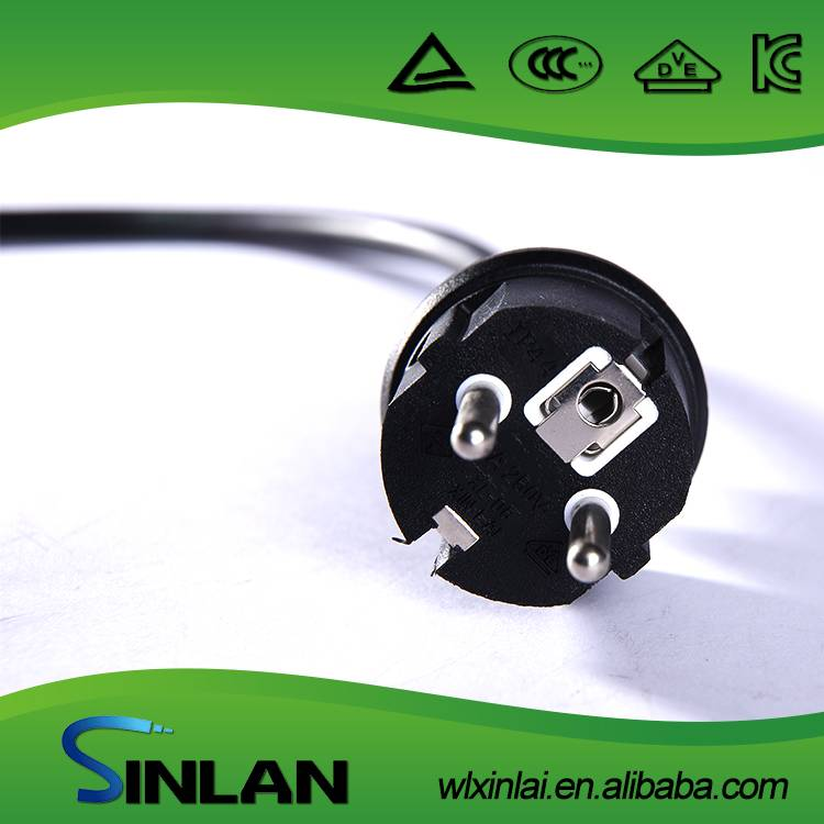 ac low voltage Korea power plug for household appliances