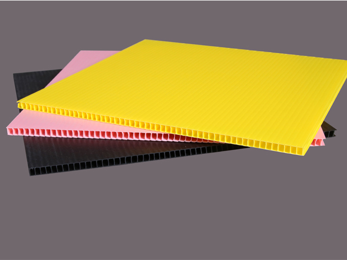 PP Corrugated Plastic Sheets 2-12mm