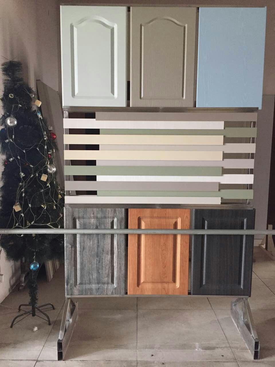 Wood Grain PVC Films