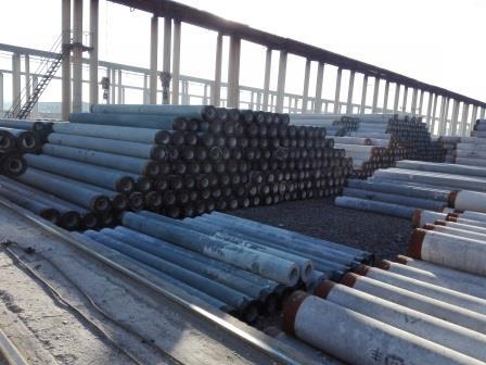 Pre-tensioned Concrete Pile
