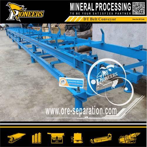 Iron mine, coal mine High Quality Ore transportation Conveyor machine