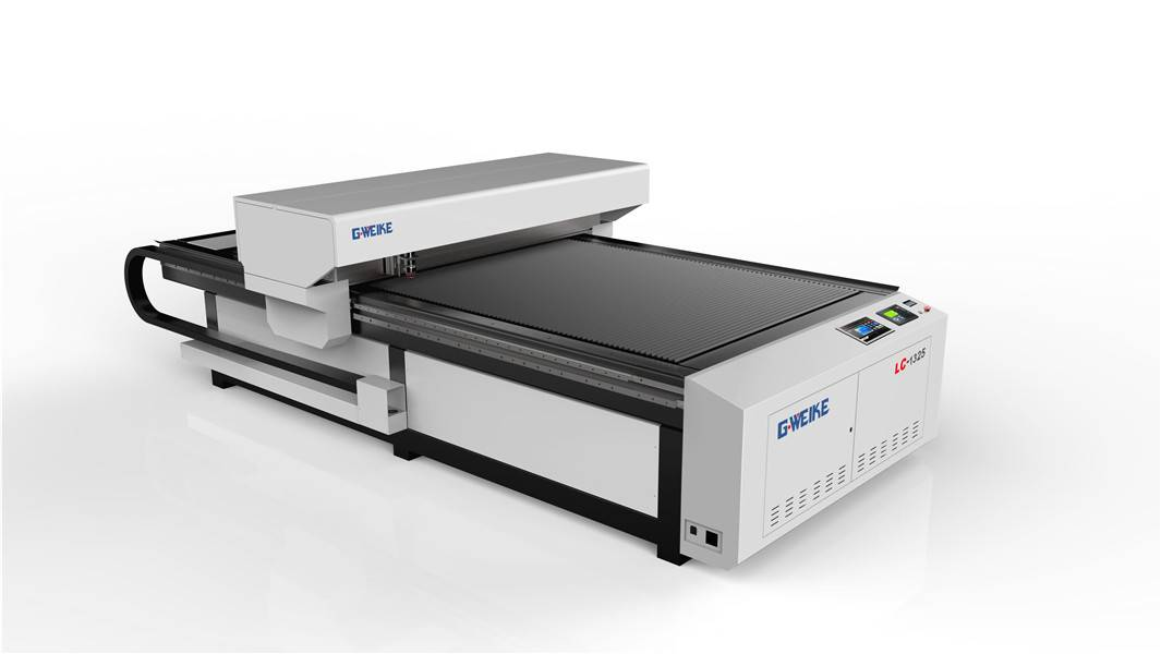 china LC1325H metal and nonmetal laser cutting machine