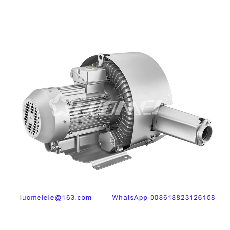 Side Channel Aeration Air Blower For Sewage/Wastewater Treatment