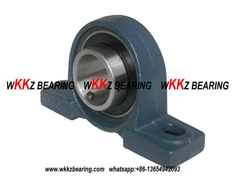 UCP214 pillow block bearing stock by (WKKZ)  WAFANGDIAN KING KETO BEARING CO.,LTD""