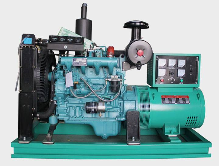 DFH diesel generator sets 30KW-200KW