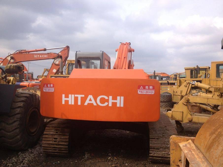 Japan Used Hitachi Crawler Excavator EX200-1Original from Japan