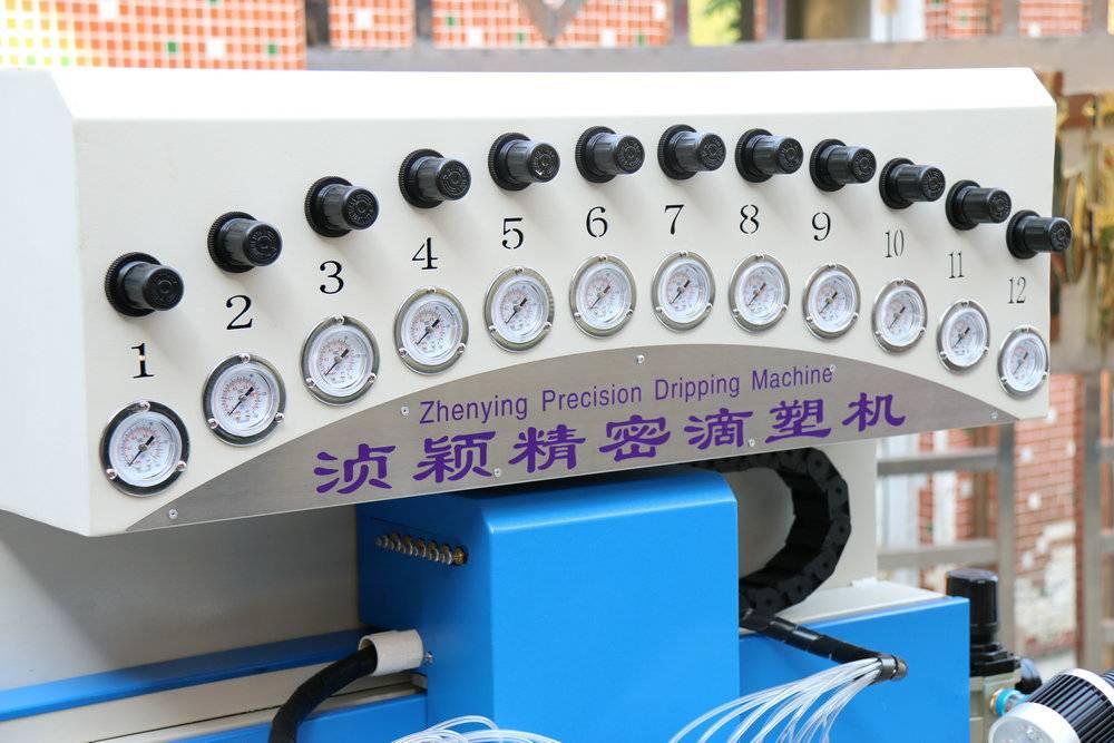 New design china pvc/silicone dispensing machine