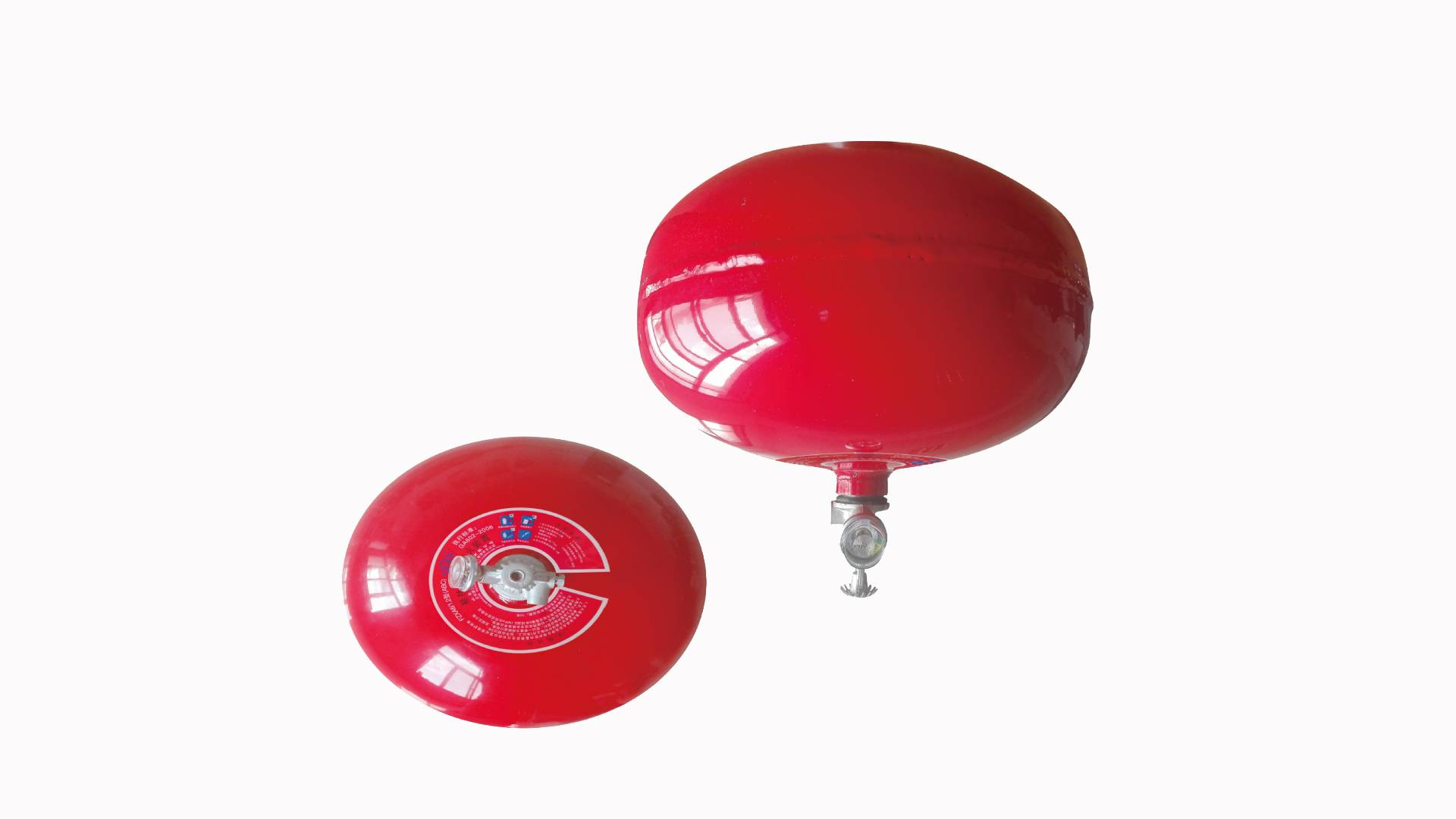 Alibaba china hot sale throw type fire extinguisher ball in Vietnam