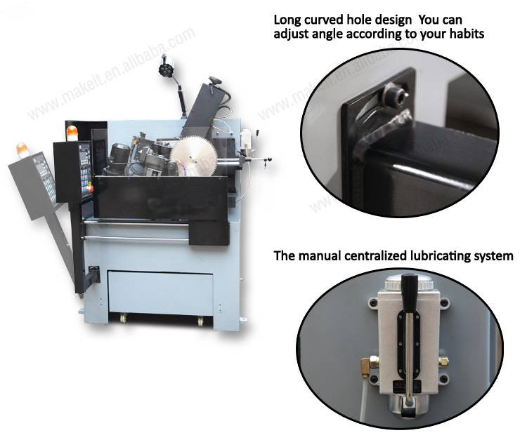 Carbide tool sharpener   Surface grinding machine specification