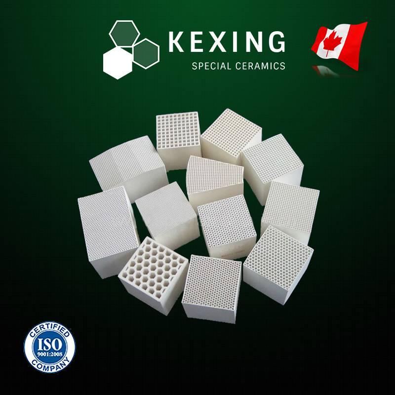 Zirconia Oxide Honeycomb Ceramic Monolith