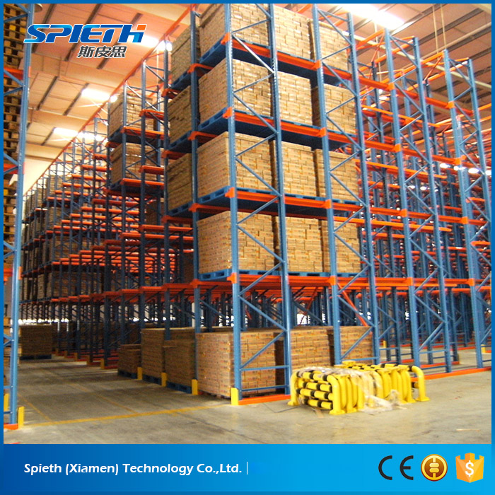 Warehouse Racking Drive in Racking System Drive Through Racking System