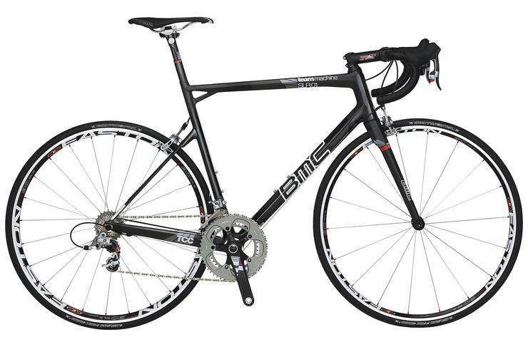 BMC Team Machine SLR01 2010 Road Bike