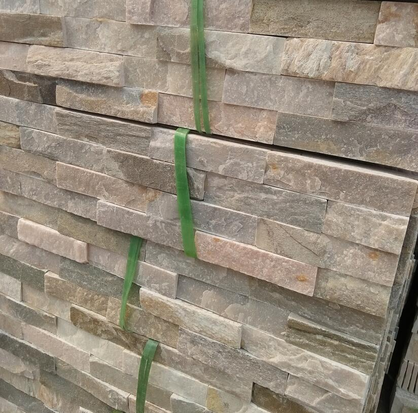 natural stone slate culture stone panel for wall cladding decoration
