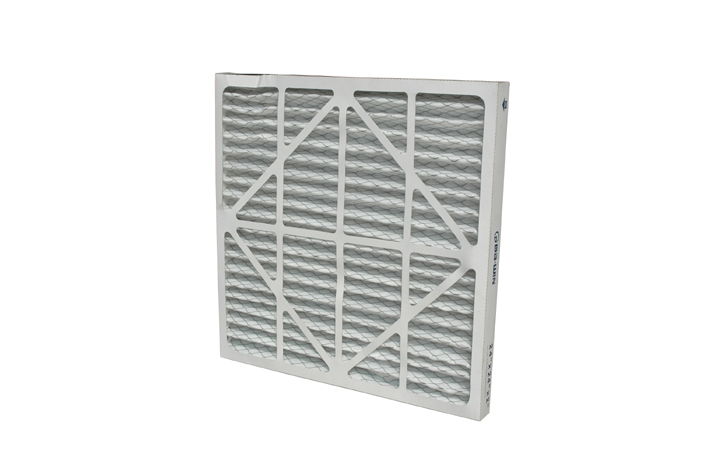 HVAC air filter replacement