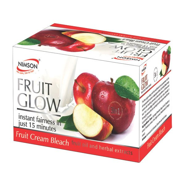 Fruit Glow Bleach Cream