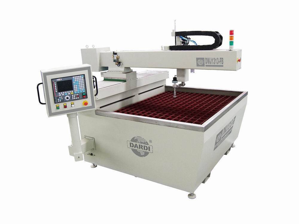 Dwj1313-Fb PRO Flying-Arm CNC Cutting Table