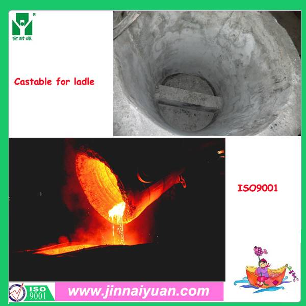 Manufacturing Company Metallurgical Refractory for Lining
