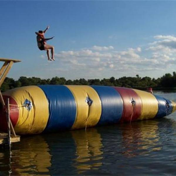 Guangzhou Qin Da Inflatable water blob for swim pool