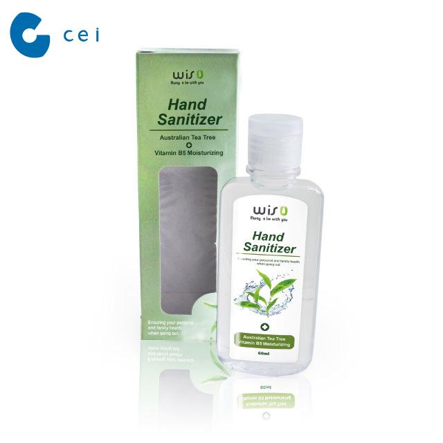 Antibacterial Hand Sanitizer Alcohol