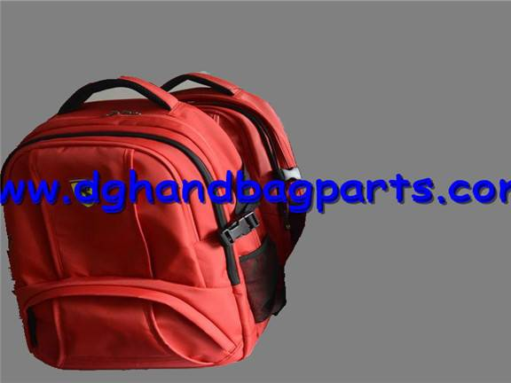 Red color Traveling Backpacks