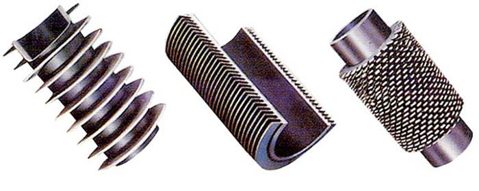 HIGH FREQUENCY WELDED FIN TUBE (Solid & Serrated )