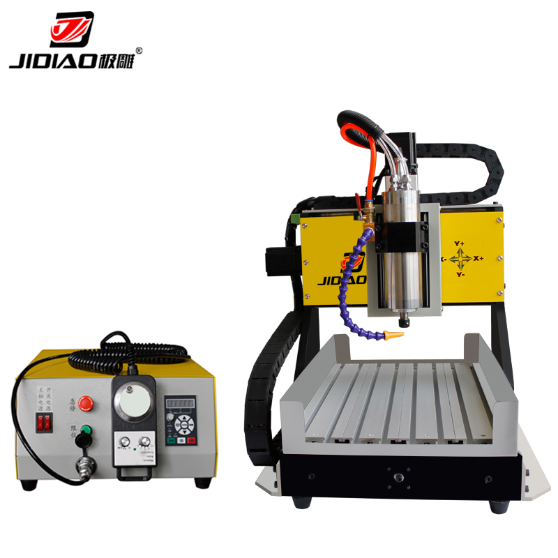 800W Mini CNC Router For Woodworking