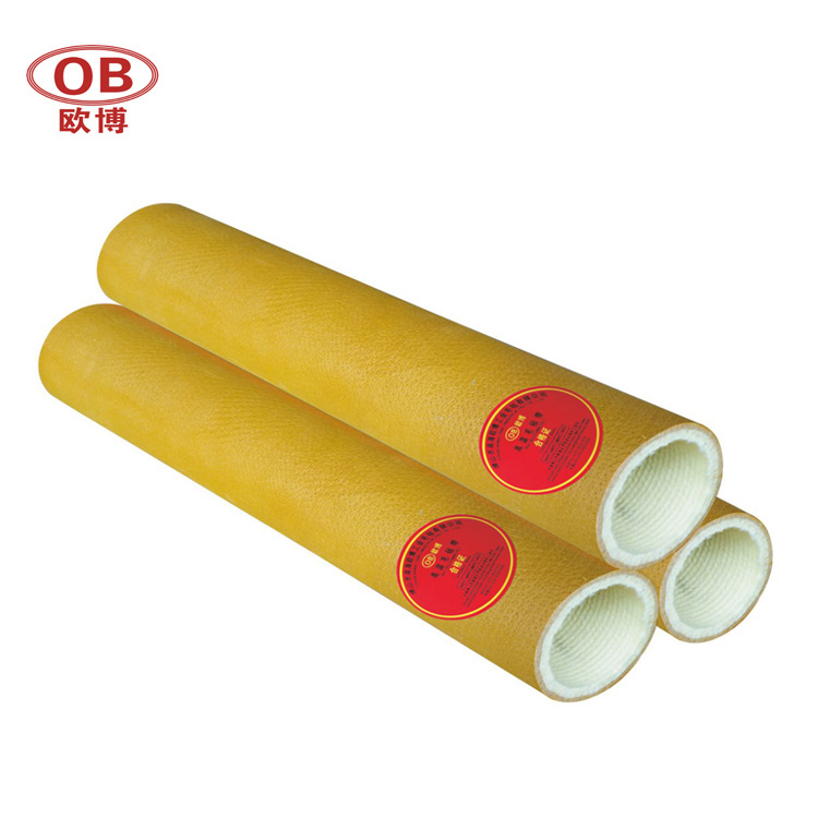 PBO / Kevlar Roller Covers for Aluminum Extrusion