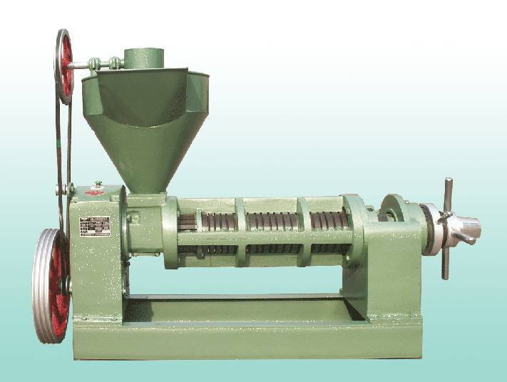 6YL—125 screw oilpress