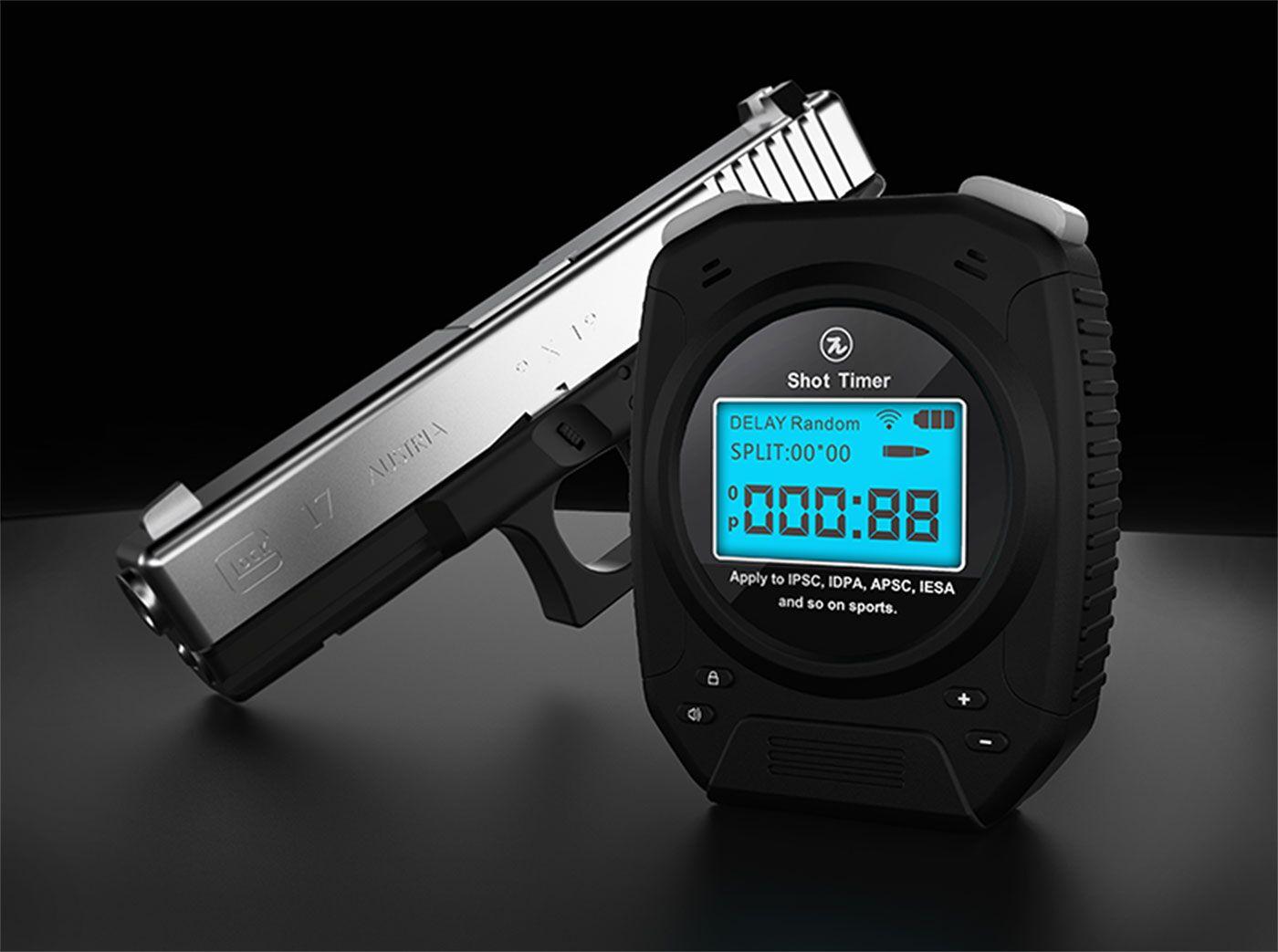 MIA2 shot timer