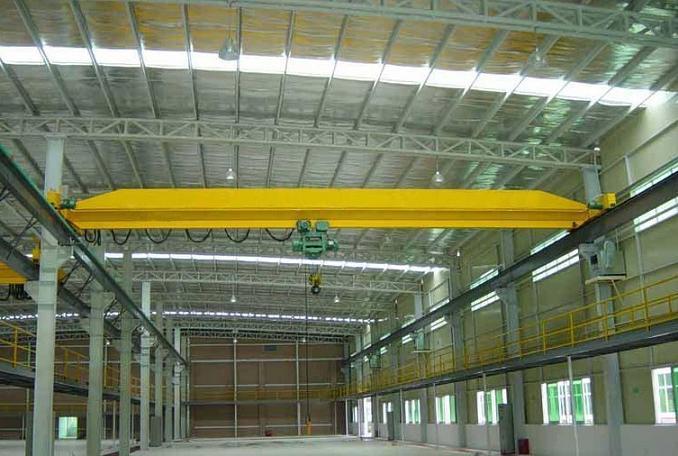 Workshop Single Girder 10 ton Overhead Crane