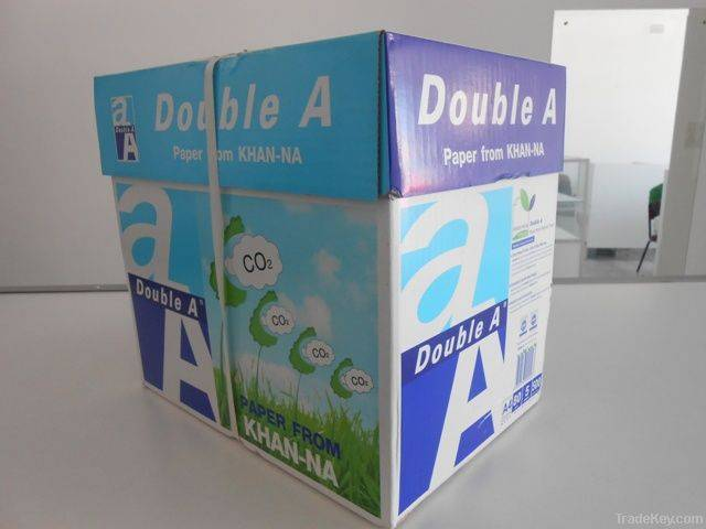 Original Double A A4 80 GSM Copy Paper Original Double A A4 80GSM Copy