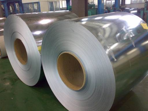 Galvalume steel coil & sheets
