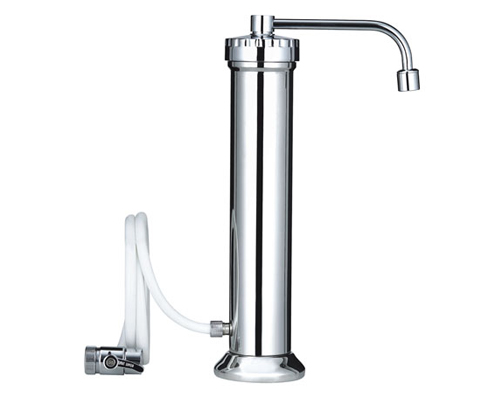 tap water purifier/kitchen water filter/drinking water treatment/home water filter +ceramic combined