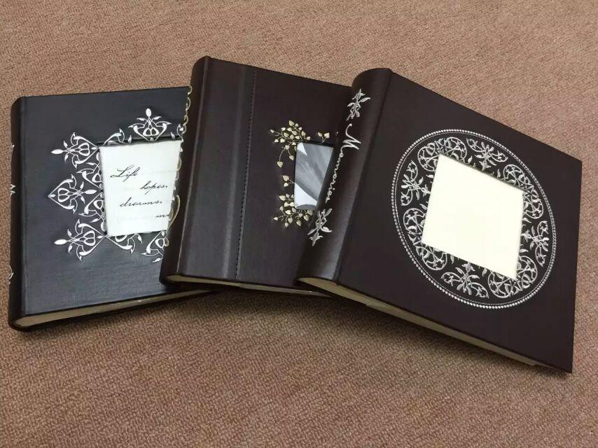 PU book-bound Album