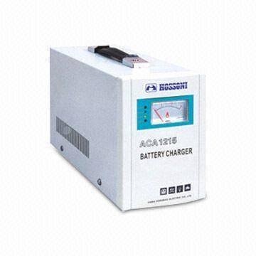 Car Battery Charger with 300Ah Battery Capacity and Adapts Full Automatic Control Circuit